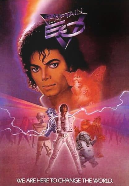 captain eo 417x600 - Things that don't exist at Disney World anymore