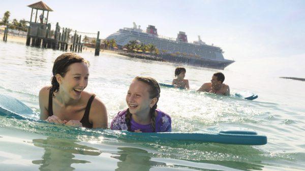 Castaway Cay family fun