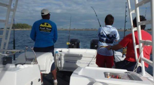 Castaway Cay fishing