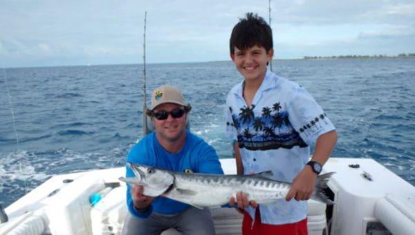 Fishing on Castaway Cay