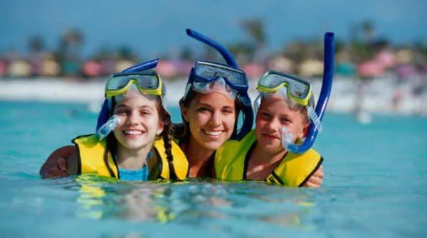Castaway Cay snorkel rentals