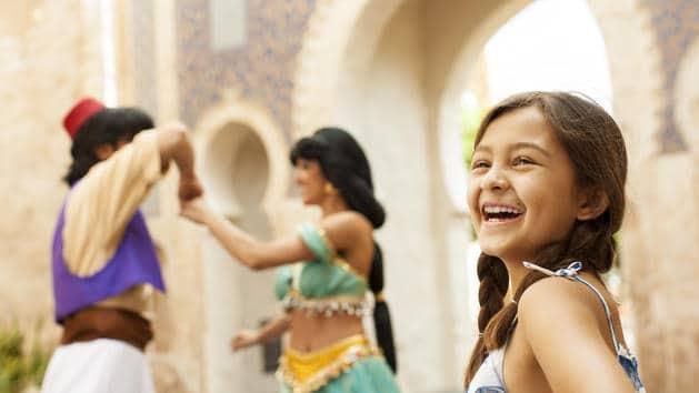 Morocco – Jasmine (character meet)