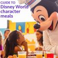 Guide to Disney World character meals