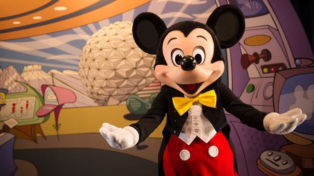 Mickey Mouse (character meet)