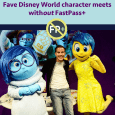 characterswithoutfastpass 115x115 - Character meets at Disney World without FastPass+ (that are worth your wait!)