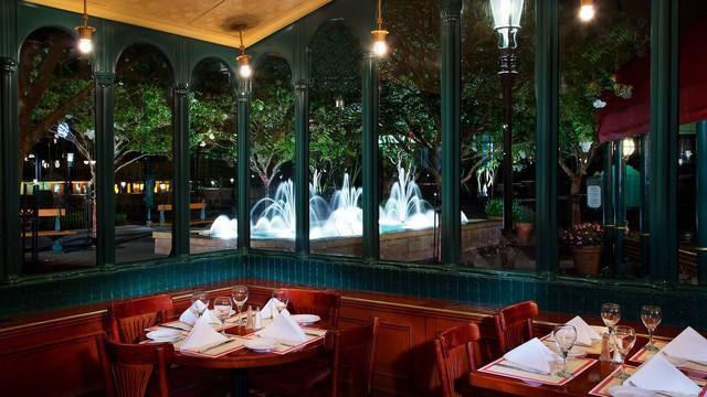 WDW Prep's top Table Service restaurants at Disney World - Chefs de France (lunch)