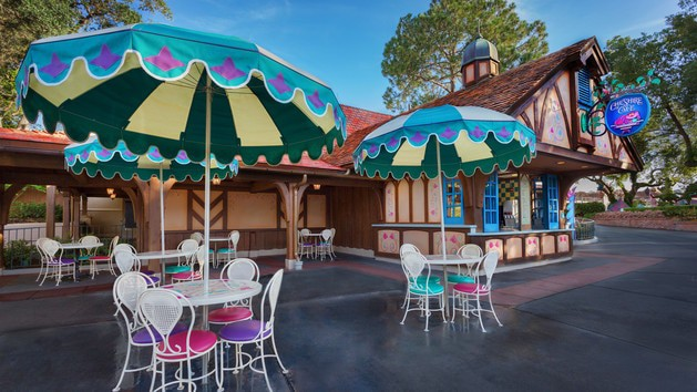 Pros and Cons for All Magic Kingdom Restaurants - Cheshire Cafe – Temporarily Closed
