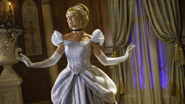 cinderella - Free/cheap things to do with kids at Disney World