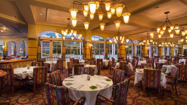 Grand Floridian Resort - Citricos (dinner)