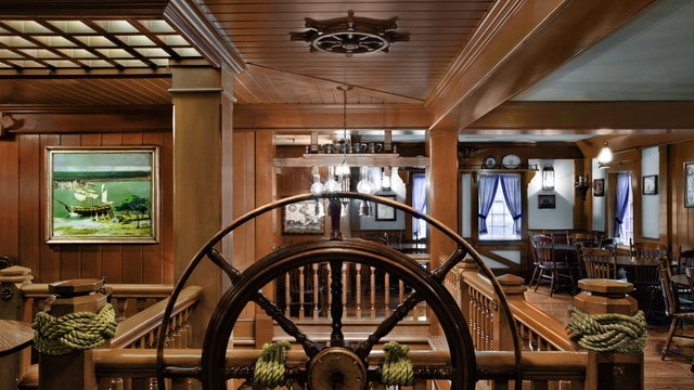 WDW Prep top Quick Service restaurants at Disney World - Columbia Harbour House (lunch) – Temporarily Closed