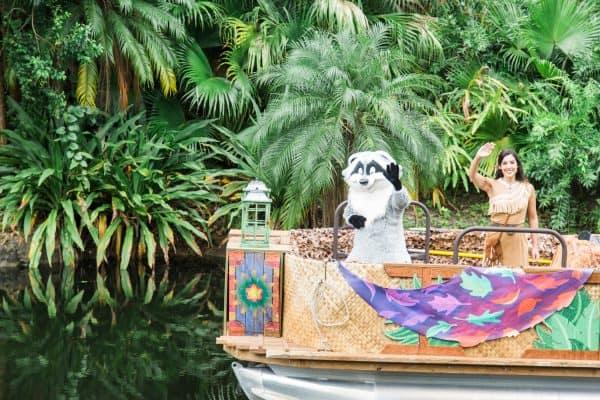 Character Cruise in Animal Kingdom