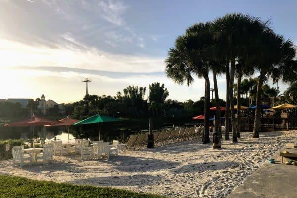 Caribbean Beach beach