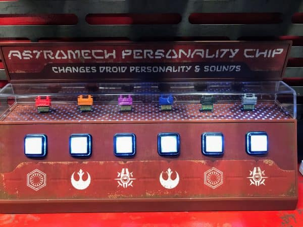 personality chips at Droid Depot