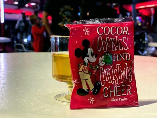 Mickey's Very Merry Christmas Party treat