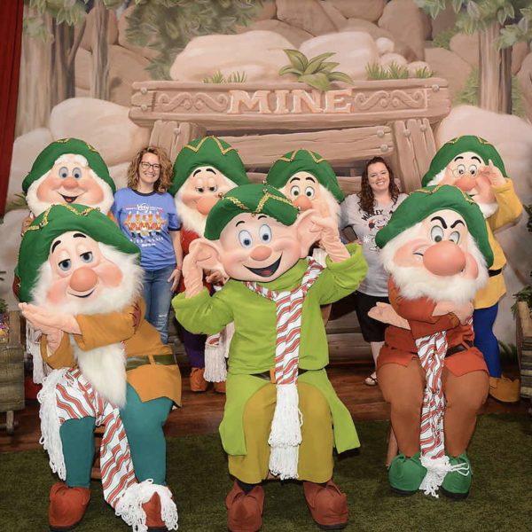 Seven Dwarfs Mickey's Very Merry Christmas Party