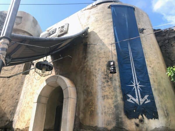 Outside of Savi's Workshop