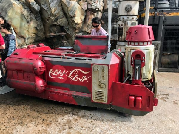 Coca Cola Star Wars Galaxy's Edge