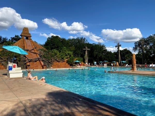 Coronado Springs pool
