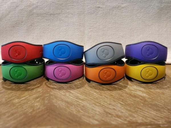 Collection of MagicBands