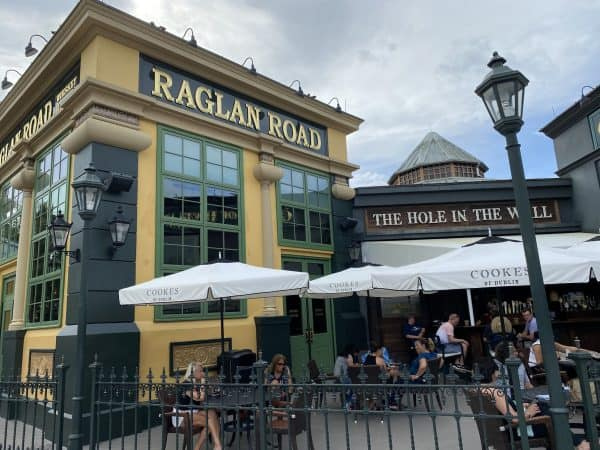 Cookes of Dublin at Disney Springs