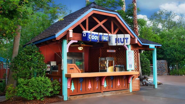 Complete Guide to Blizzard Beach at Disney World - Cooling Hut