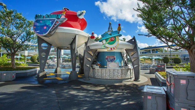 Pros and Cons for All Magic Kingdom Restaurants - Cool Ship – Temporarily Closed