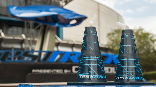 Pros and Cons for All Epcot Restaurants - Test Track Cool Wash