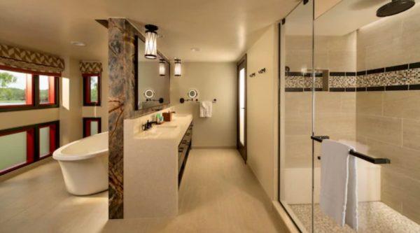Copper Creek Grand Villa bathroom