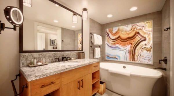 Copper Creek Villas bathroom