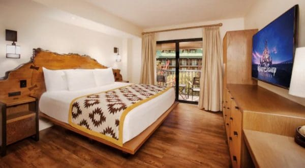 Copper Creek Villas bedroom