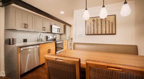 Copper Creek Villas kitchen