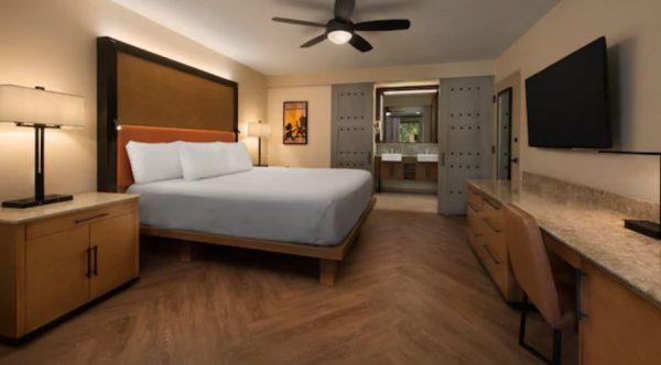 Coronado Springs king bed room