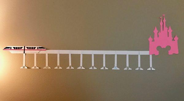 monorail countdown calendar