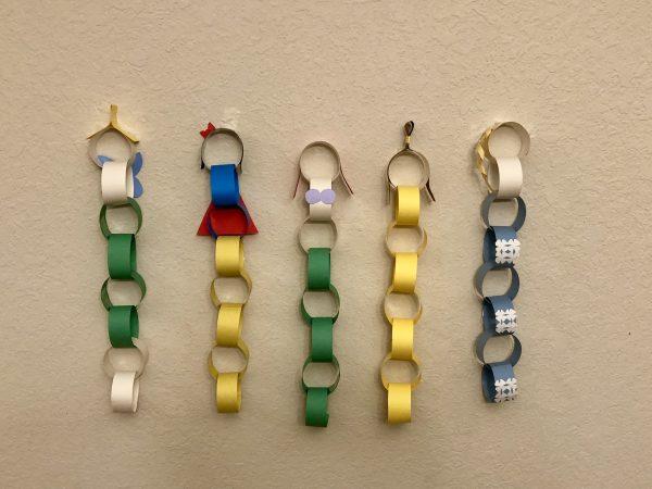Countdown chain