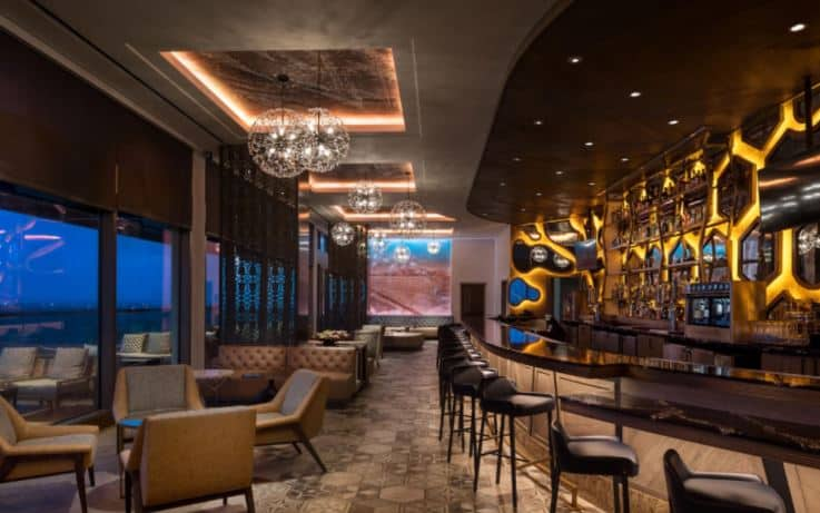 Coronado Springs Resort - Dahlia Lounge