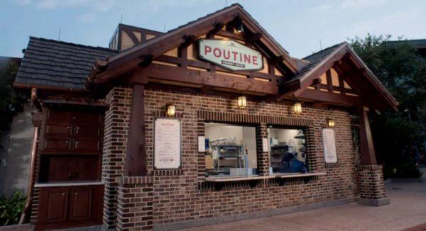 Daily Poutine at Disney Springs