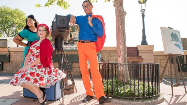 Dapper Day at Walt Disney World