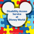 Disability Access Service at Disney World | WDW Prep School