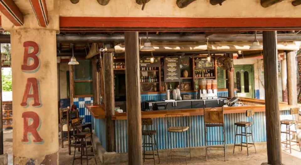 Dawa Bar at Animal Kingdom