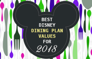 Disney Dining Plan Credit square