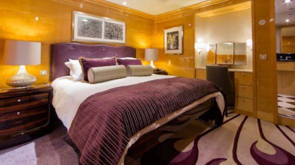 Disney Magic concierge royal stateroom