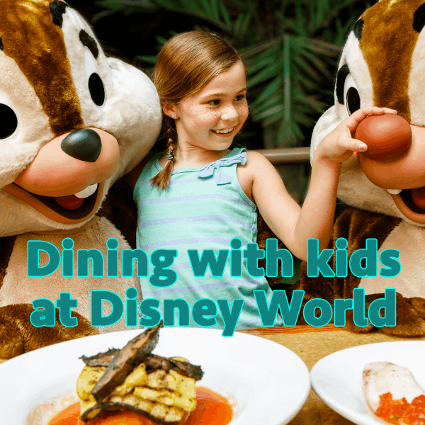 Dining With Kids At Disney World Prep112 Wdw Prep School