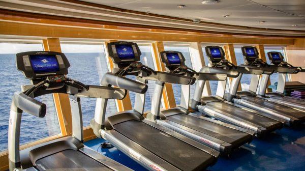 Disney Cruise Line Fitness Center