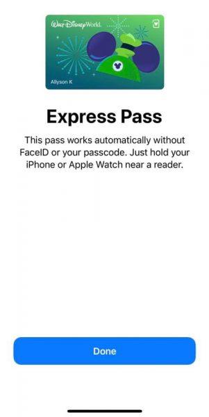 magicmobile express pass