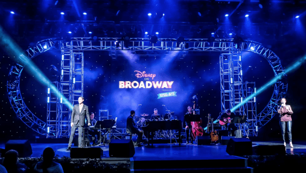 Disney on Broadway Concert Series at Epcot's Festival of the Arts