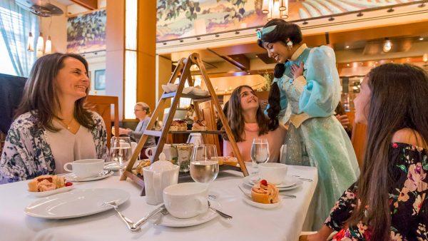 Disney Princess Breakfast Adventures at Disneyland's Grand Californian Hotel & Spa