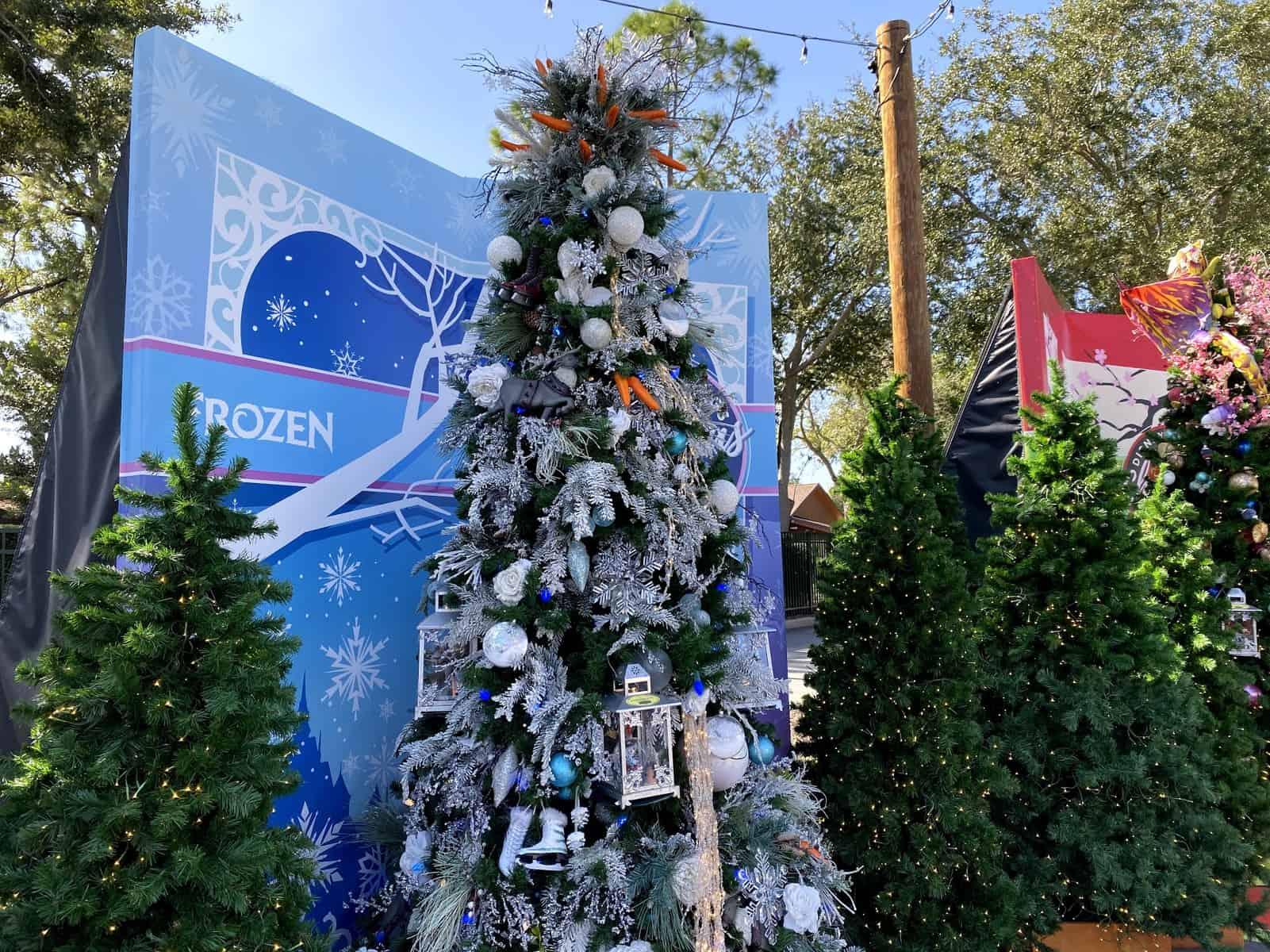Christmas Tree Trail 2019 at Disney Springs
