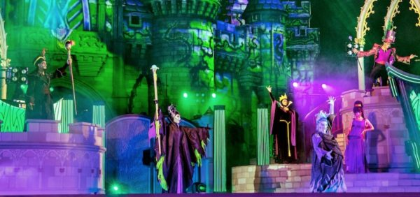 Disney Villains After Hours stage show