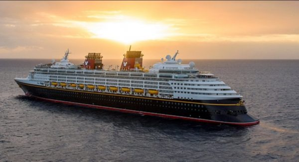 Disney Cruise Line Wonder ship
