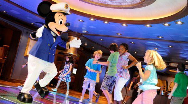 Disney Wonder Oceaneer Lab
